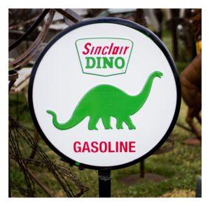 sinclair dino gas