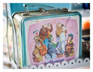 Country Bears Jamboree metal lunchbox