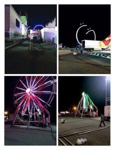 carnival takedown